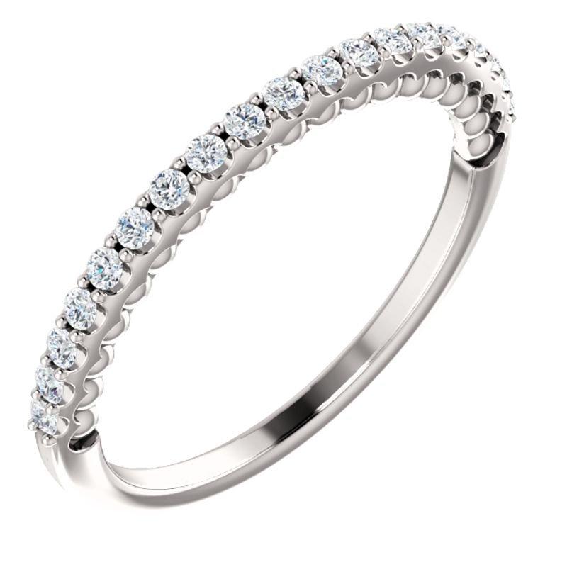 Vivid Jewelers 1/5 CTW Diamond Band
