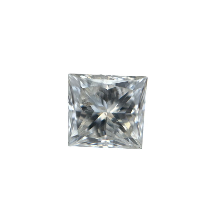 Hurdle's Loose Diamonds 0.97 Carat Princess Cut I/I1