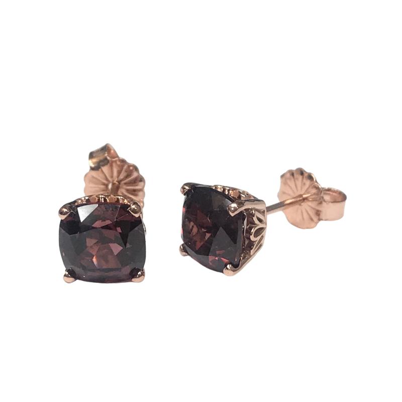 Hurdle's Jewelry Collection Rhodolite Garnet Earrings
