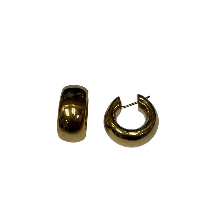 Antique, Estate & Consignment Gold Hoop Earrings