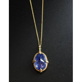One of a Kind Tanzanite Necklace