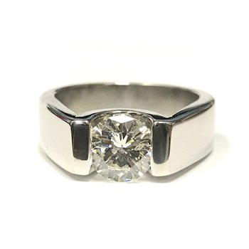 1.32 Carat Diamond Engagement Ring