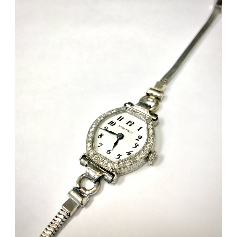 Antique, Estate & Consignment Tiffany & Co. Watch