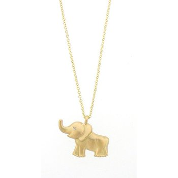 Eleonor Elephant Necklace