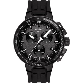T-Race Cycling Chronograph Black