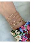 EF Collection Jumbo Link Bracelet