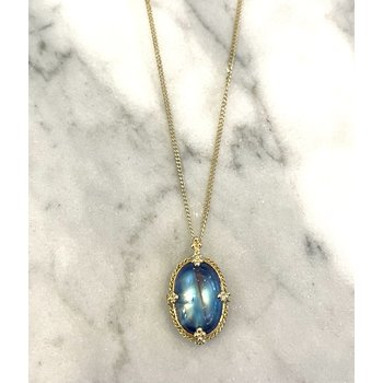 One of a Kind Moonstone Necklace