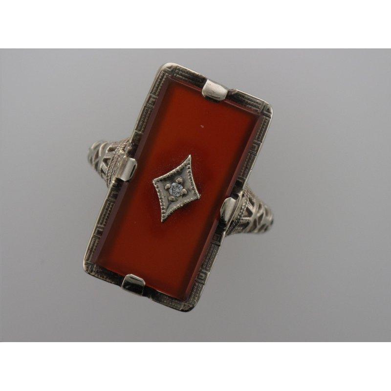 Antique, Estate & Consignment Vintage Filigree Ring
