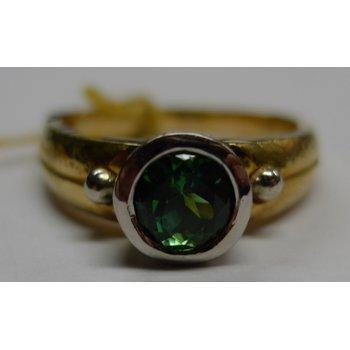 African Tourmaline Ring