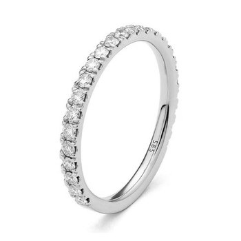 .50 Carat Diamond Band - White Gold