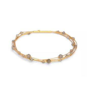 Kunia Labradorite Bracelet