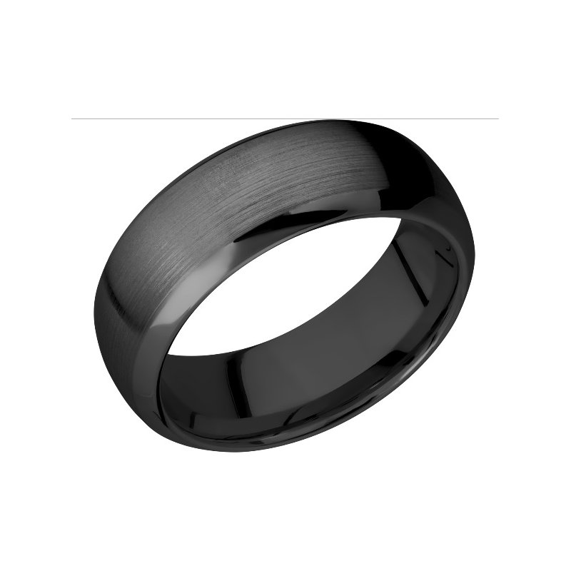 Lashbrook Black Zirconium Beveled Edge