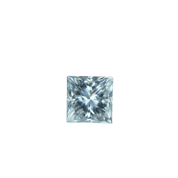 0.61 Carat Princess Cut E/SI2
