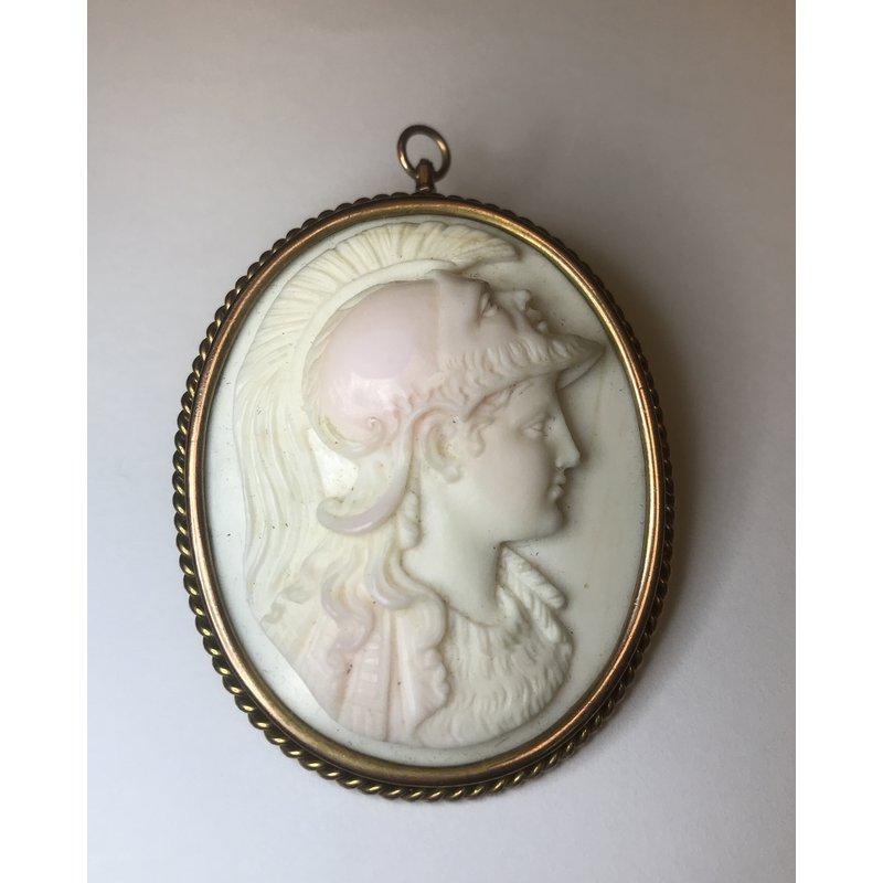 Antique, Estate & Consignment Cameo Pendant/Pin