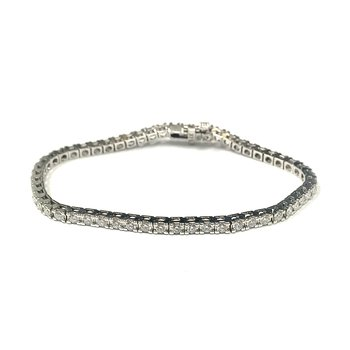 2.50 Carat Diamond Tennis Bracelet