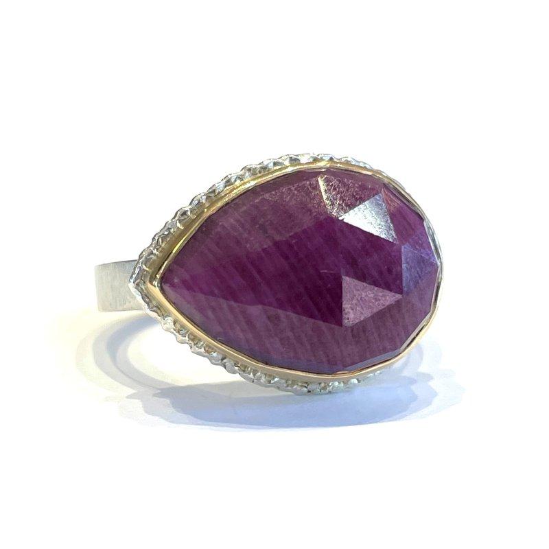 Jamie Joseph Indian Ruby Ring
