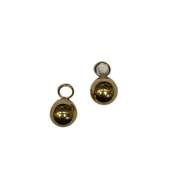 7.8mm Ball Charm Jackets