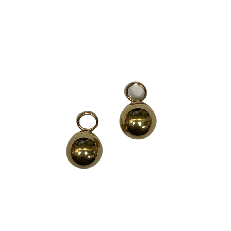 Antique, Estate & Consignment 7.8mm Ball Charm Jackets