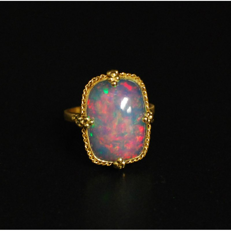 Amali Opal Ring