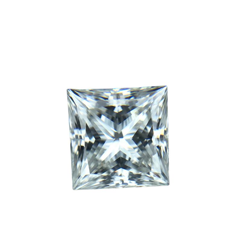 Hurdle's Loose Diamonds 1.71 Carat Princess Cut G/SI1