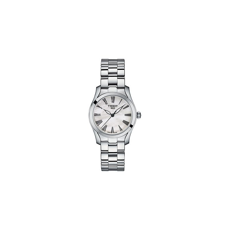 Tissot T-Wave Steel Mother of Pearl