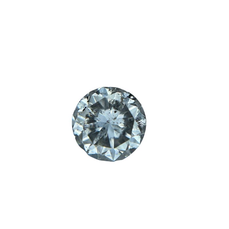 Hurdle's Loose Diamonds 0.66 Carat Round Brilliant Cut I / I1
