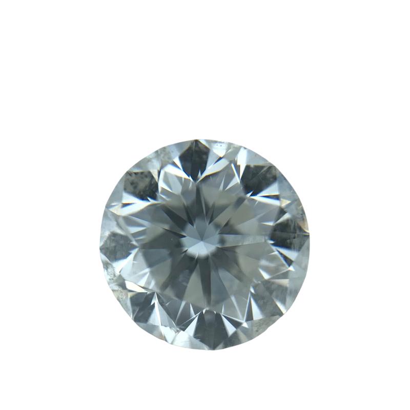 Hurdle's Loose Diamonds 1.00 Carat Round Brilliant Cut IGI G / SI1