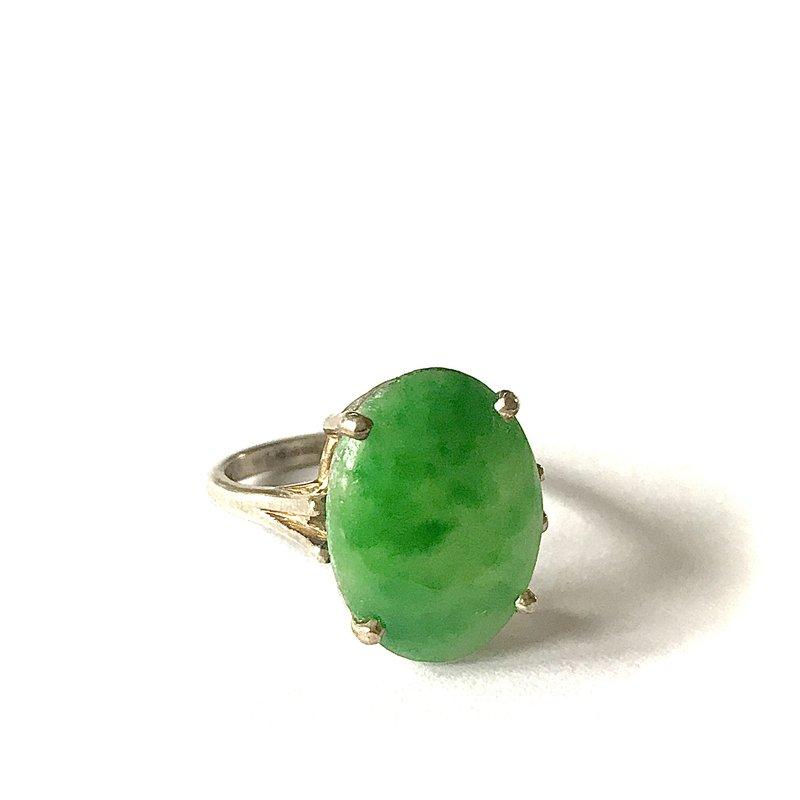 Antique, Estate & Consignment Jadeite Ring