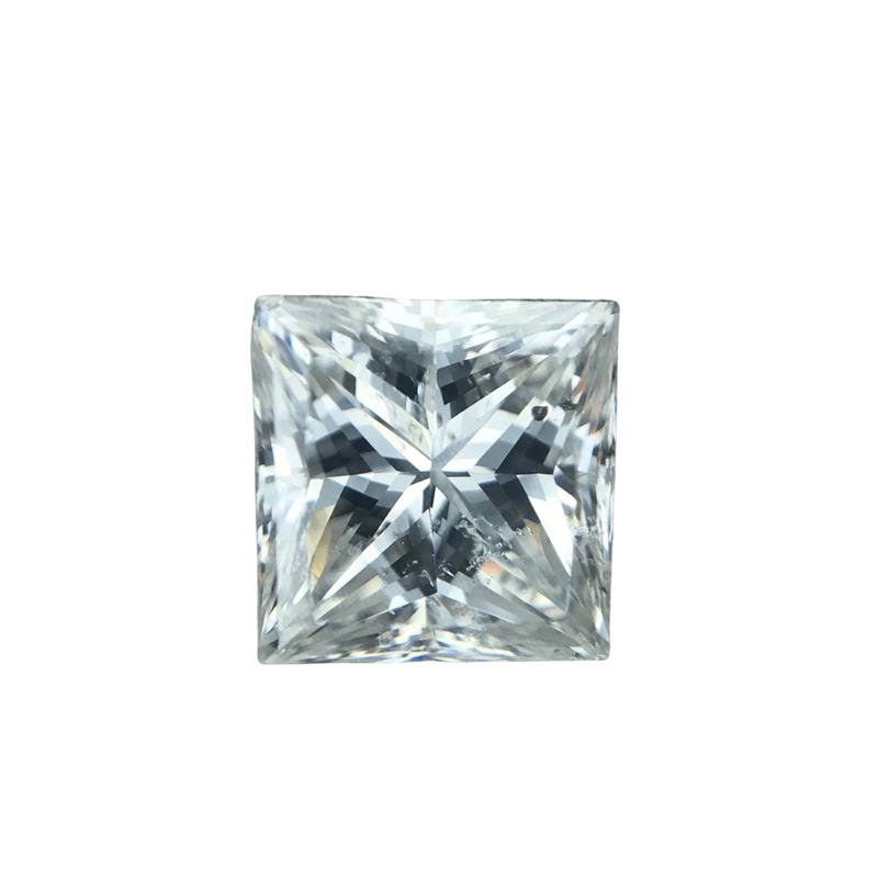Hurdle's Loose Diamonds 1.01 Carat Princess Cut H/SI2