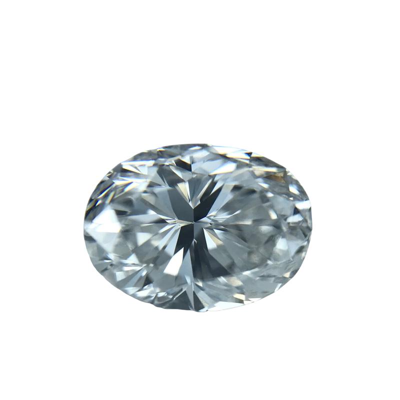 Hurdle's Loose Diamonds 1.00 Carat Oval Diamond F / VVS2