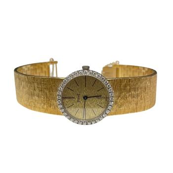 18k Piaget Watch