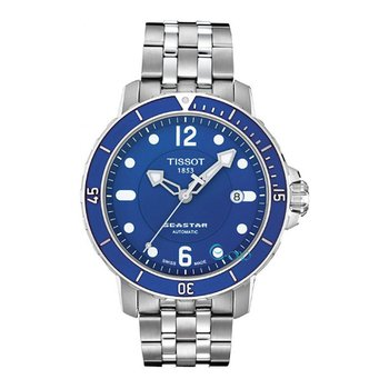 Seastar 1000 Powermatic 80 Blue Dial