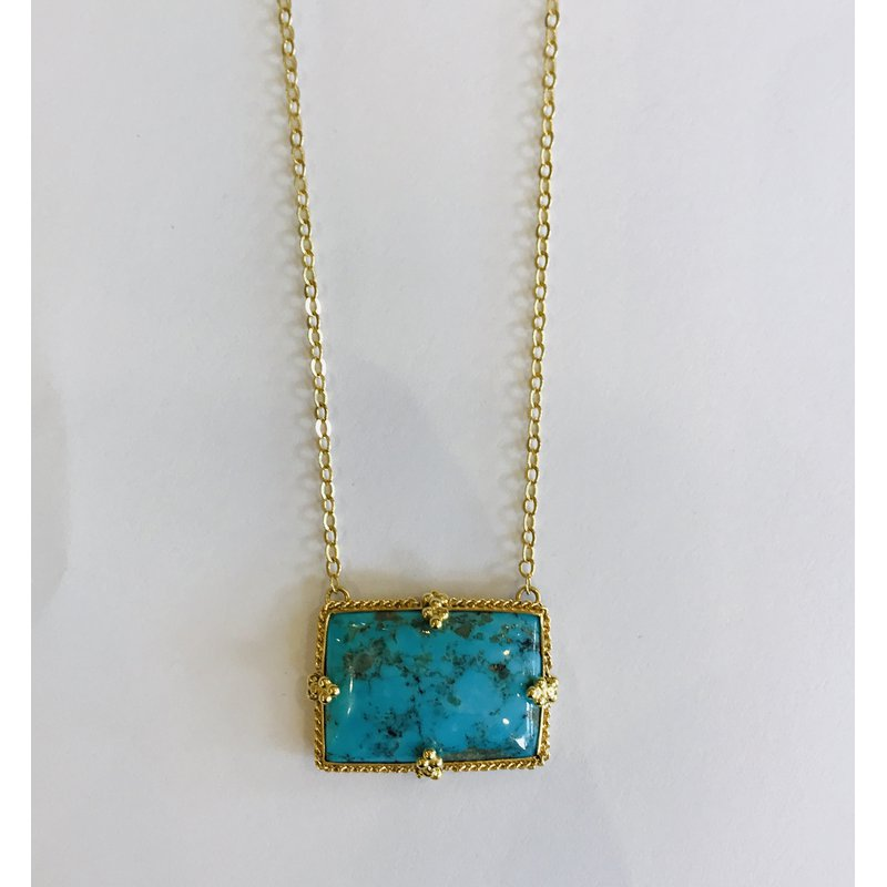 Amali One of a Kind Turquoise Necklace