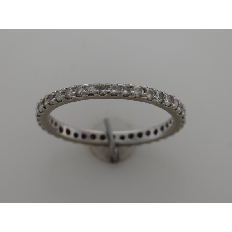 Antique, Estate & Consignment Diamond Eternity Shared Prong Band
