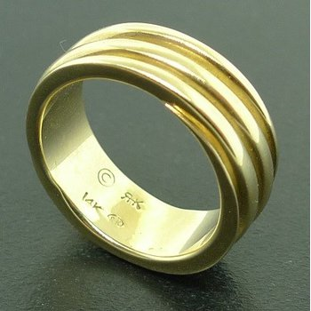 Wide Screw Ring