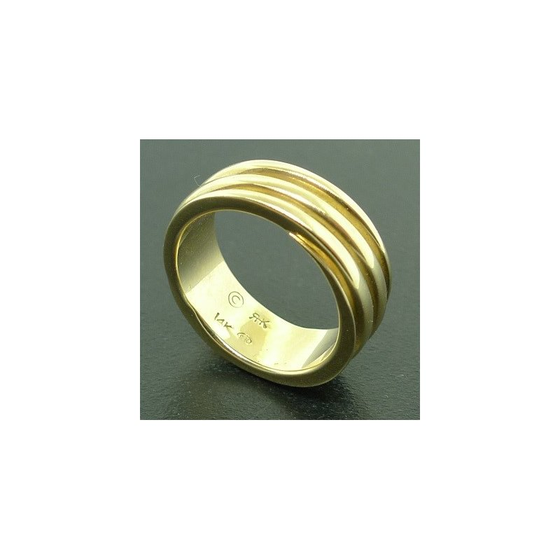 Richard Kimball Wide Screw Ring