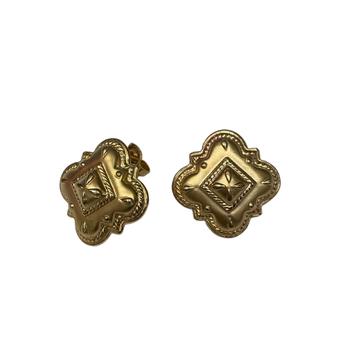 Decorative Gold Studs