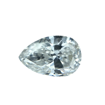 1.07 Pear Shape Diamond F / SI1