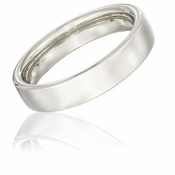 Platinum 5mm Band