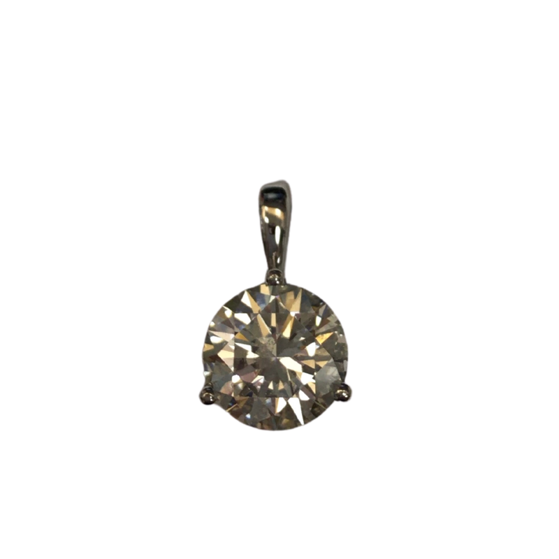 Hurdle's Jewelry Collection 2.01 Carat Diamond Pendant