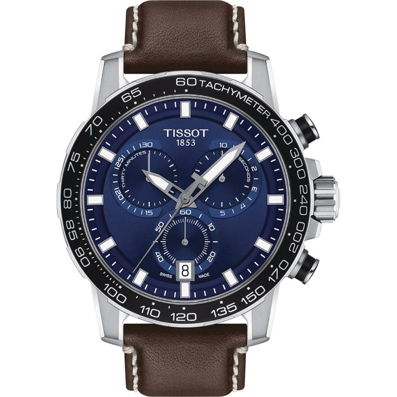 Tissot Supersport Chronograph Watch
