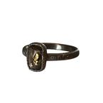 Yasuko Azuma Jewelry One of a Kind Brown Diamond Ring