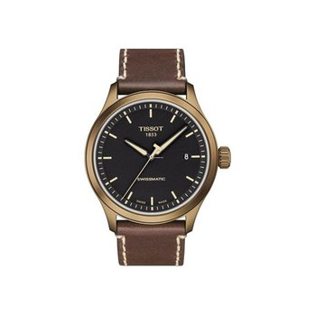 Gent XL Swissmatic - Black & Brown