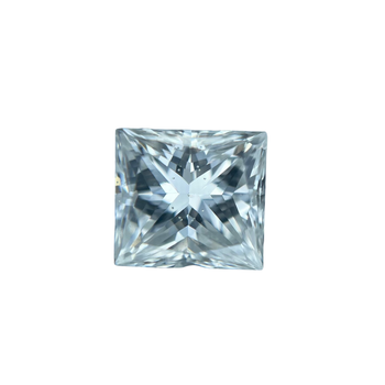 0.75 Carat Princess Cut F / SI2