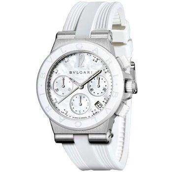 Bulgari Diagono Chronograph Watch