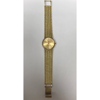 Tiffany & Co Concord Gold Watch
