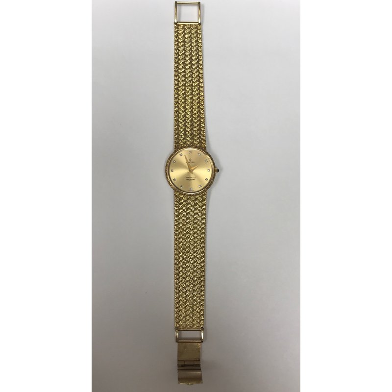 Antique, Estate & Consignment Tiffany & Co Concord Gold Watch