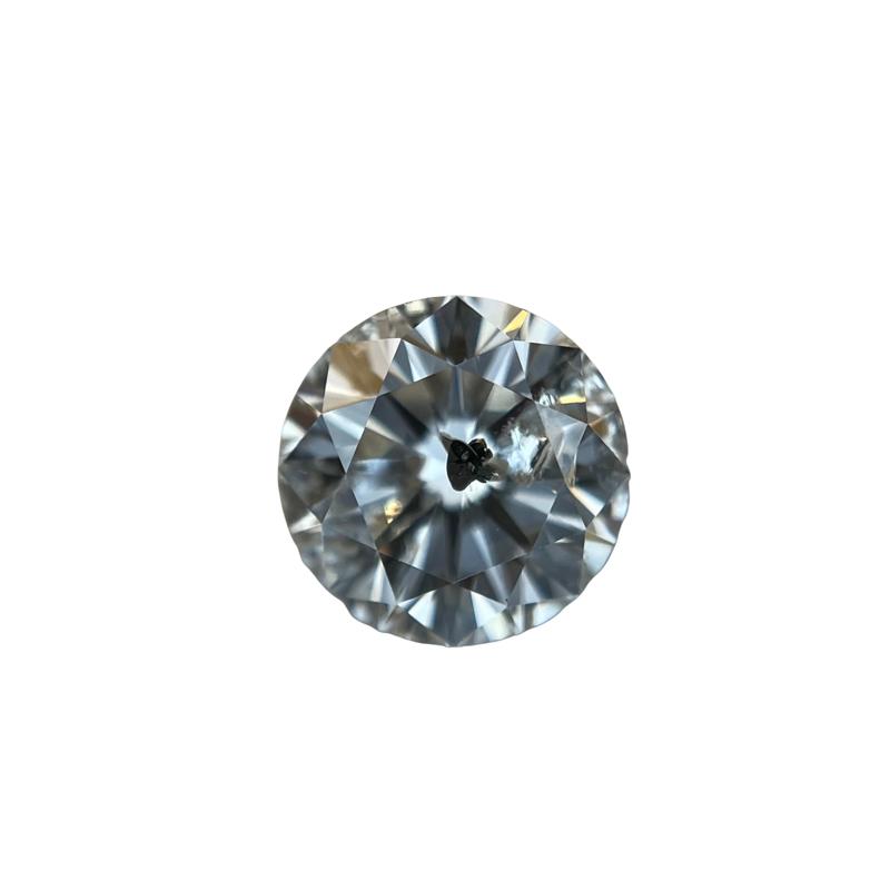 Hurdle's Loose Diamonds 1.02 Carat Round Brilliant Cut K / I1