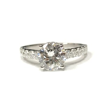 1.48 Carat Diamond Engagement Ring