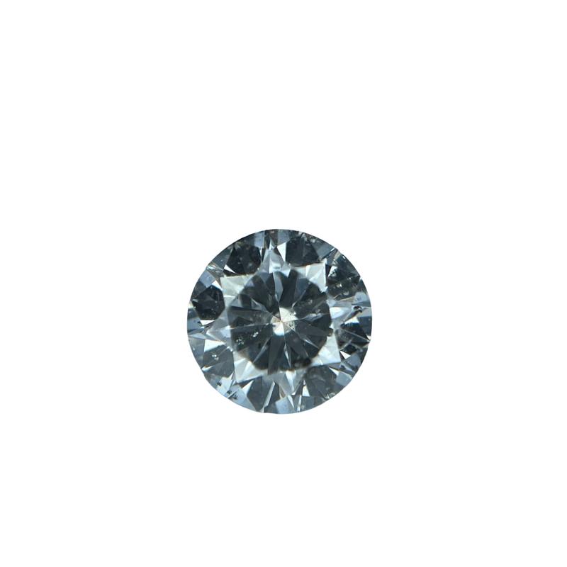 Hurdle's Loose Diamonds 0.33 Carat Round Brilliant Cut F / I1